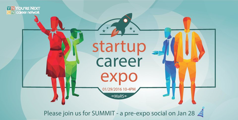 startup career expo